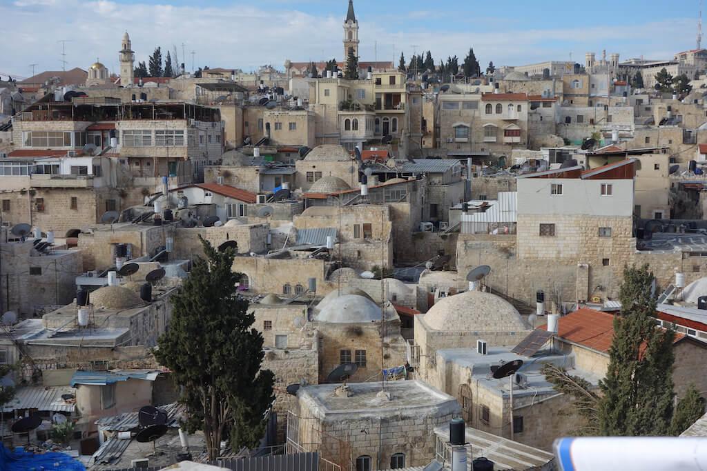 ירושלים העתיקה ירושלים הפנימית