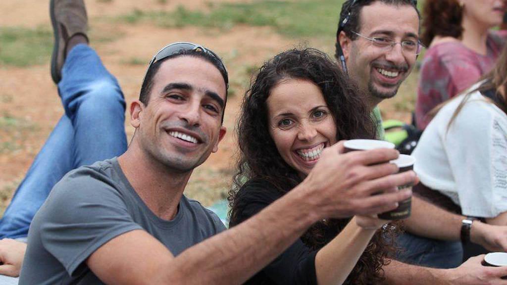 על מדשאות תל אביב יפו גינה ציבורית פעילה