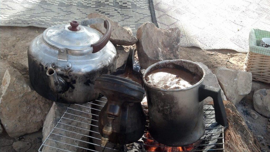 קפה דרך הלב בסדנת מנהלים