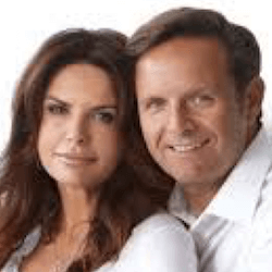 Roma and Mark Burnett
