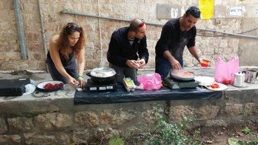 מבשלים בירושלים