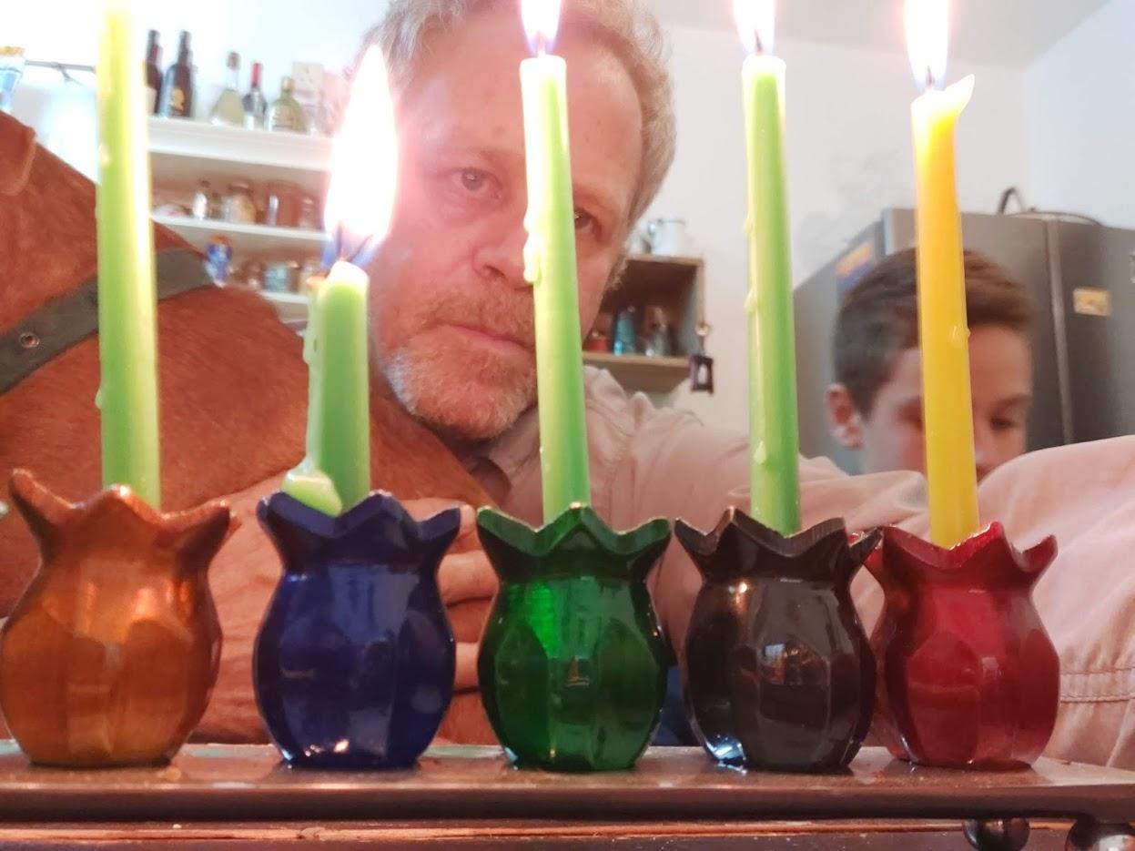 זאת חנוכה… מסע לילה בנר שמיני